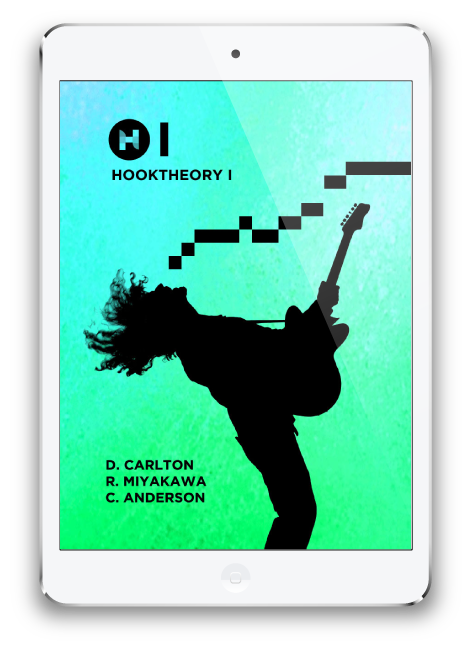 Hooktheory Book 1 Cover